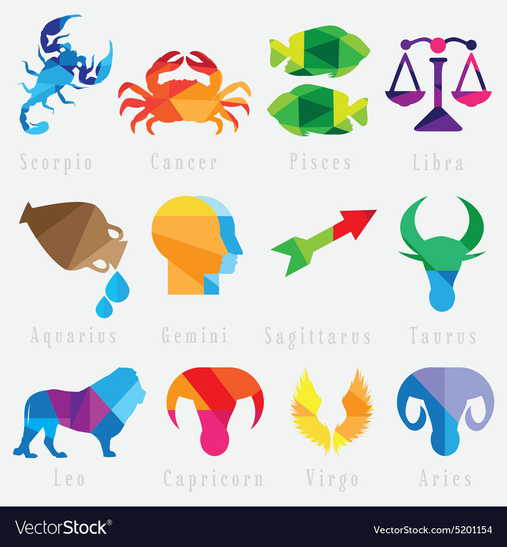 horoscope signs pictures