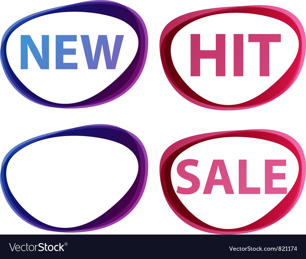 Stickers sale new hit