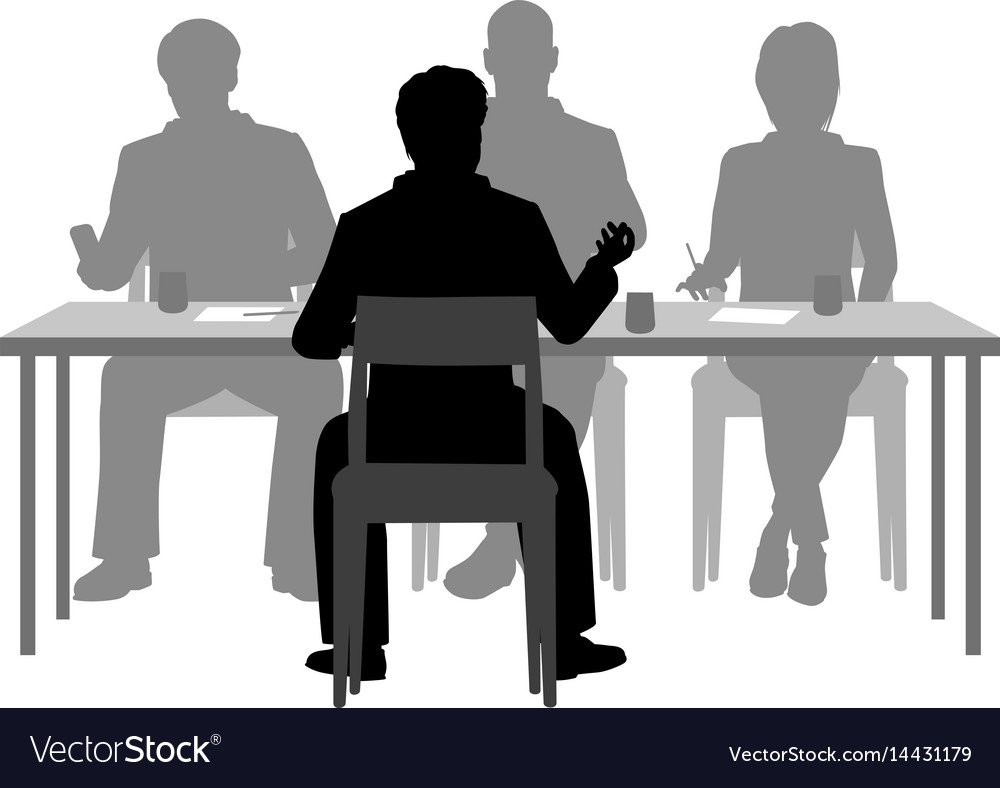 Interview panel