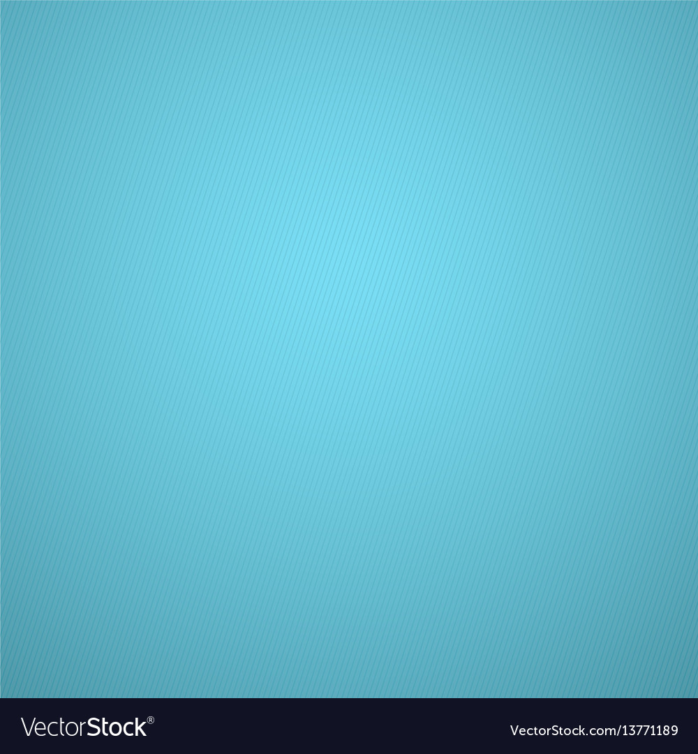 Blue light striped background vector image