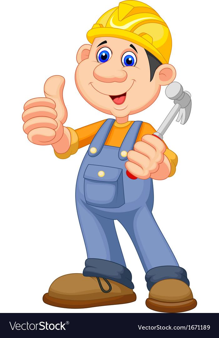 cartoon construction worker repairman royalty free vector construction clip art free images construction clip art free download