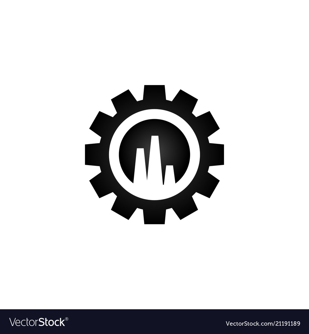 Industrial graphic template