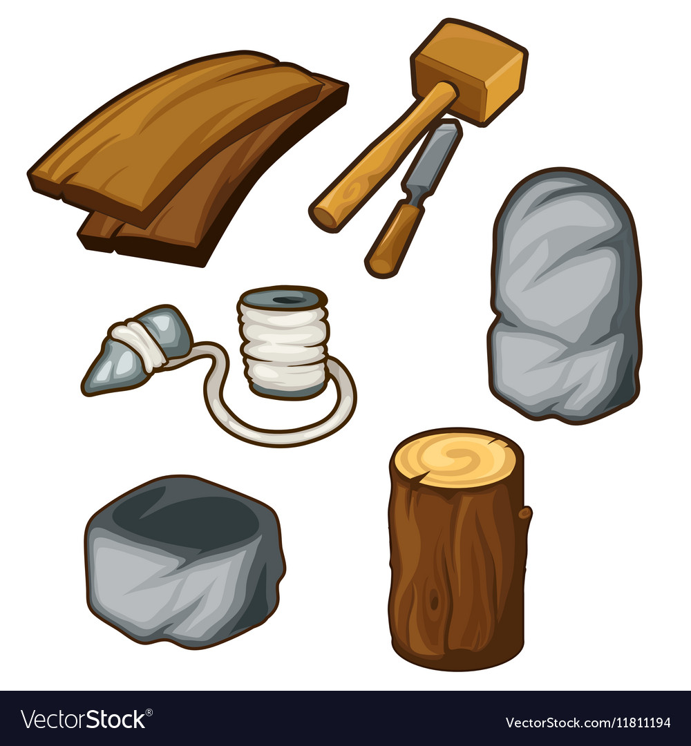 Ancient items for woodworking