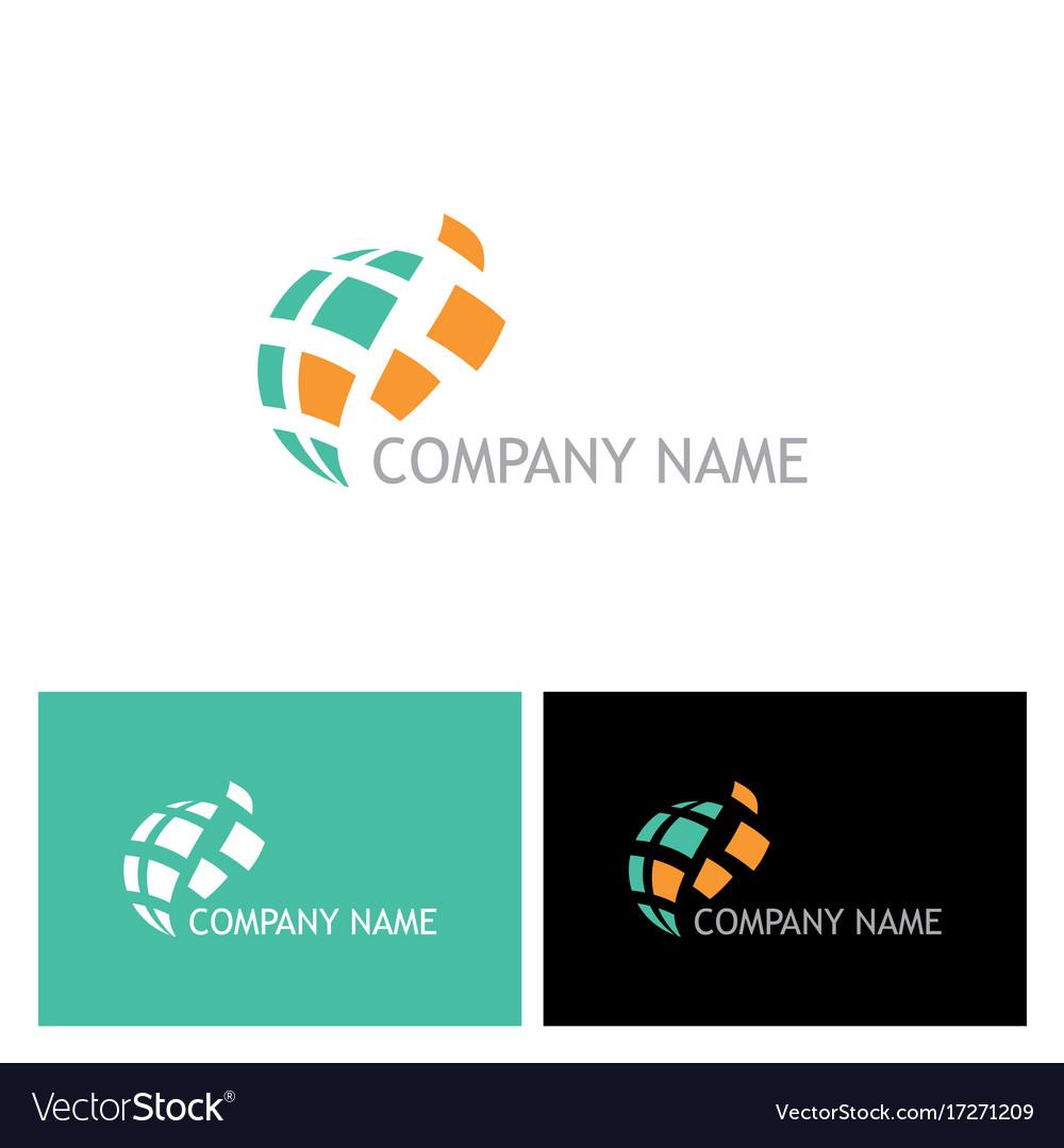 Digital technology company logo