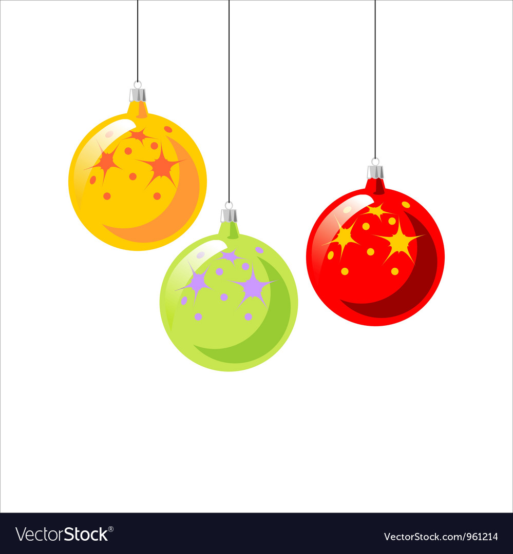 christmas toys vector image - Sign Up For Free Christmas Toys