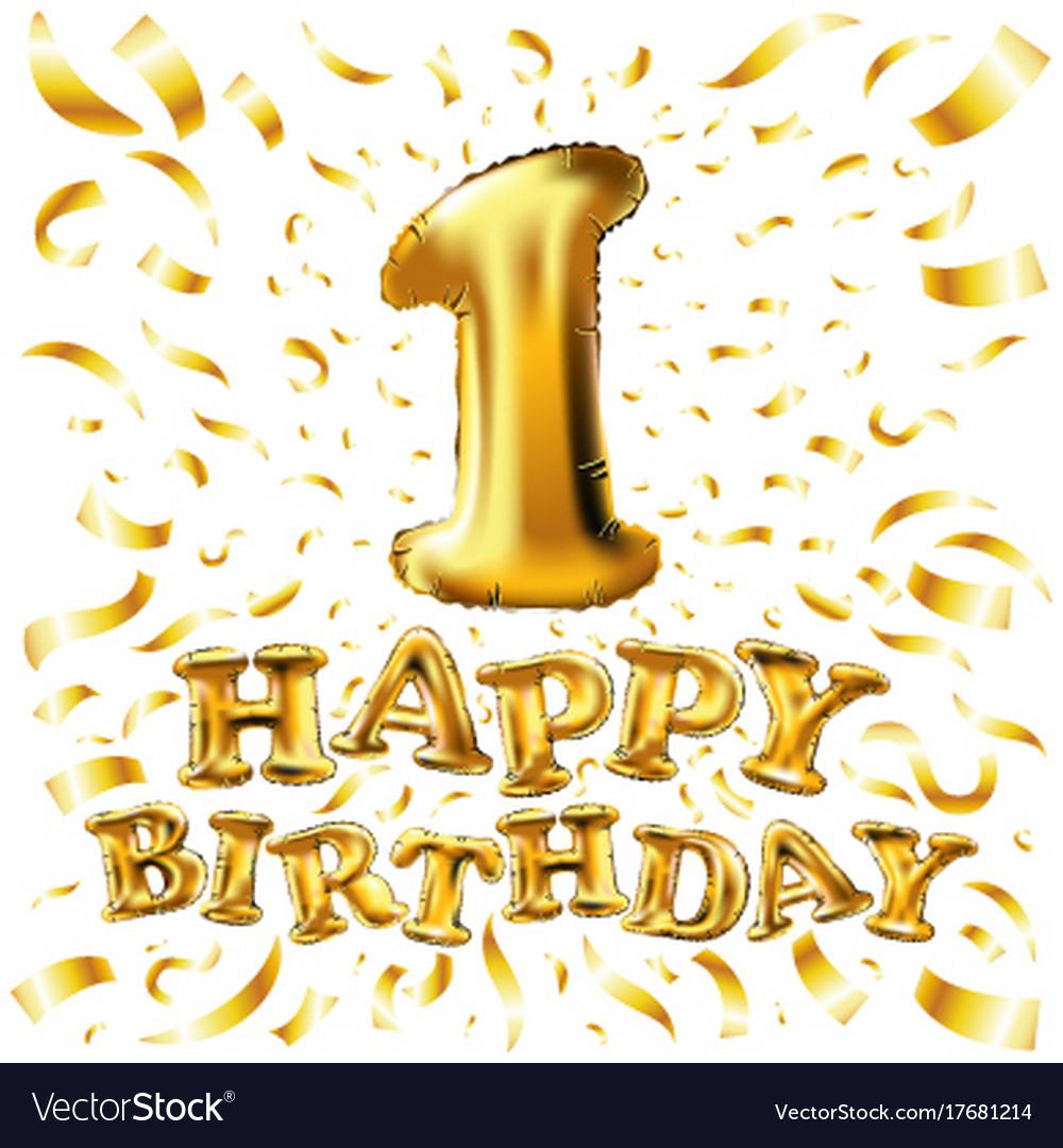 Happy birthday one first maiden top premier
