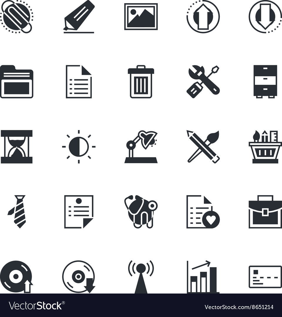 User Interface and Web Colored Icons 5
