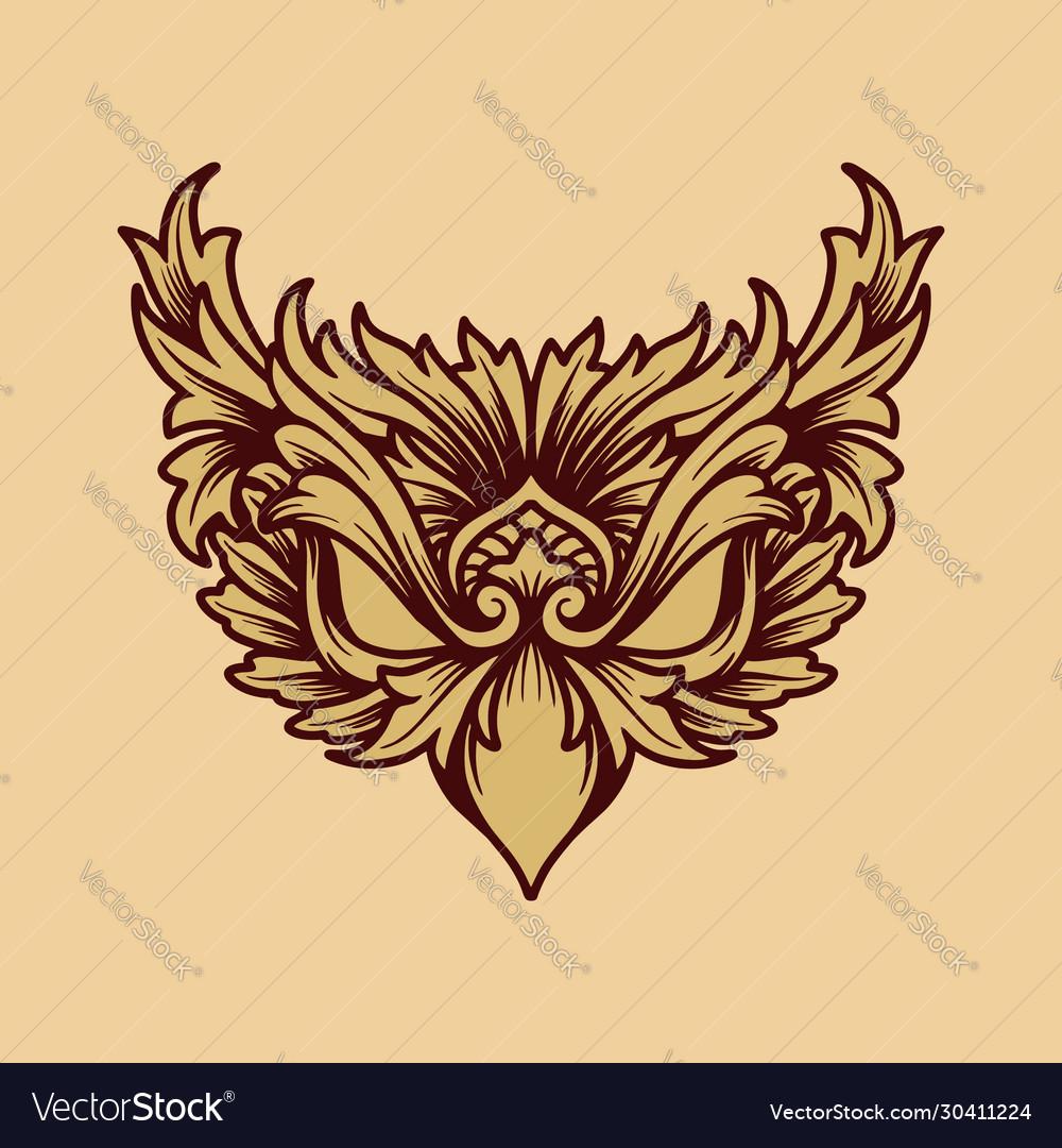 Creative logo icon eagle eye design