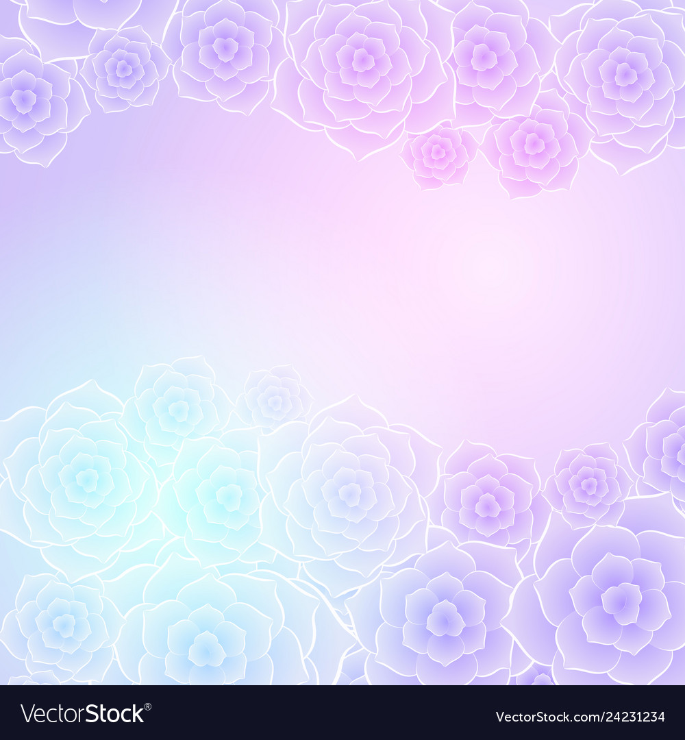 Colorful Purple Rose Flower Background For Wedding