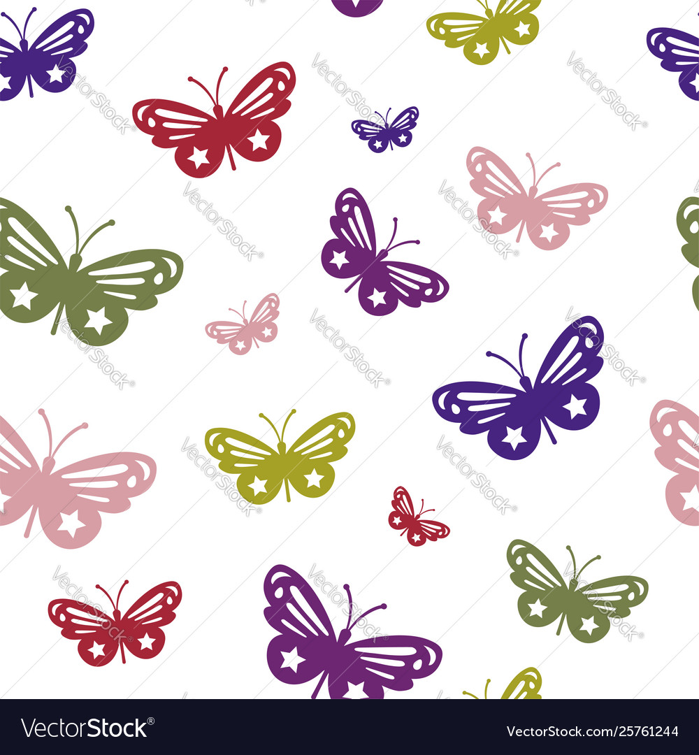 Butterfly texture