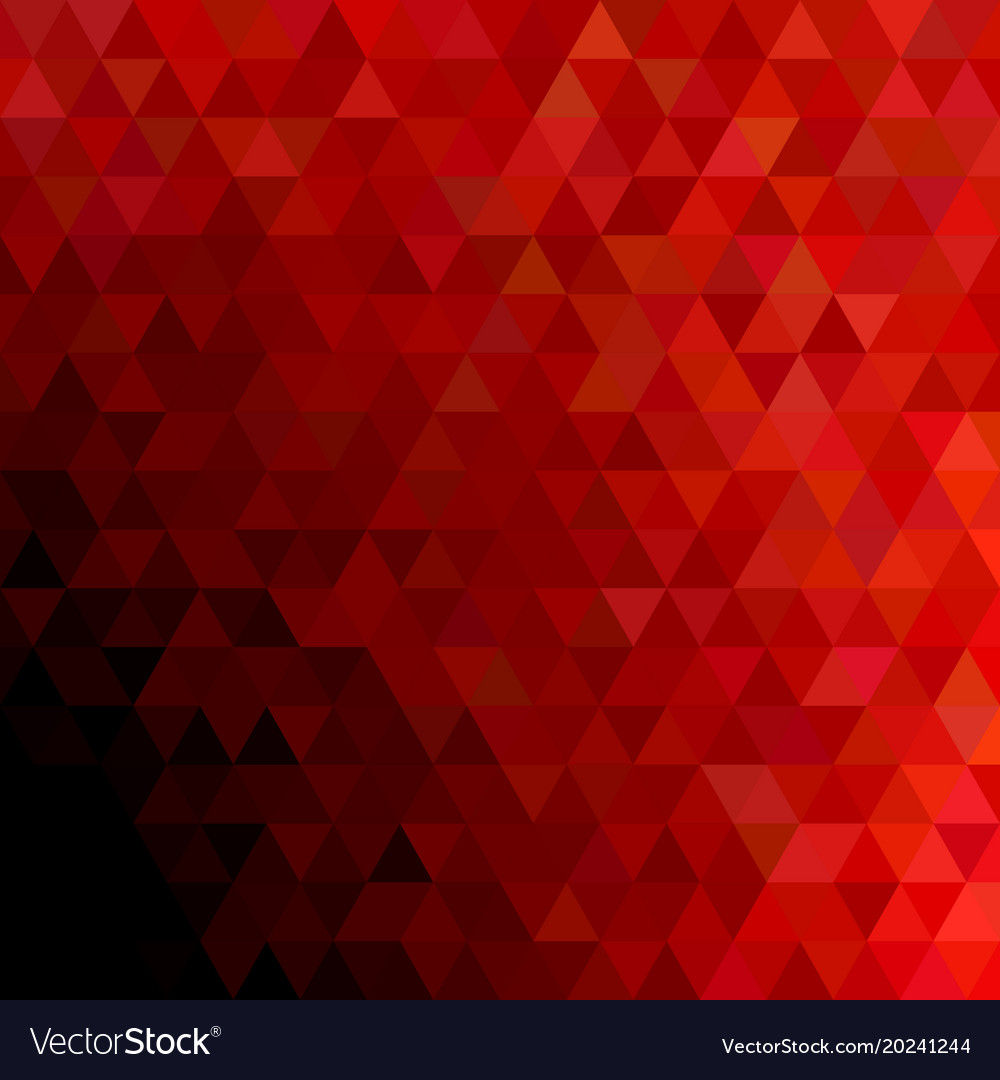 Geometrical abstract regular triangle background vector image