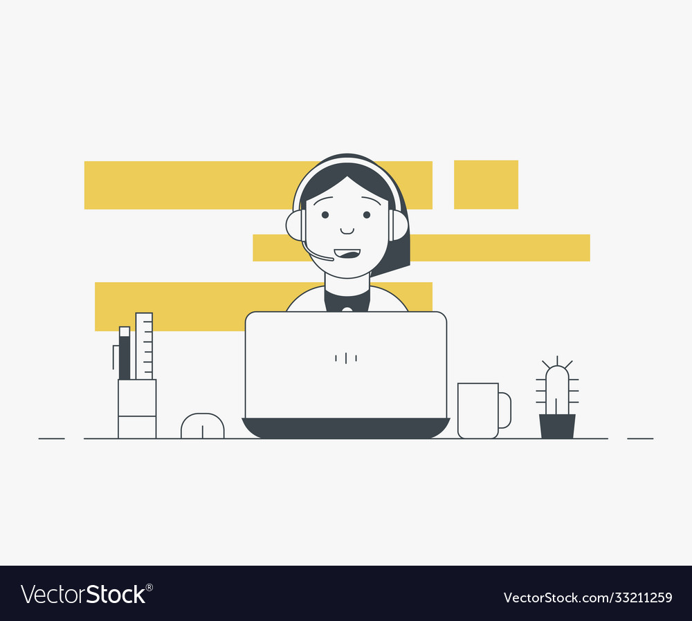 Person on laptop working