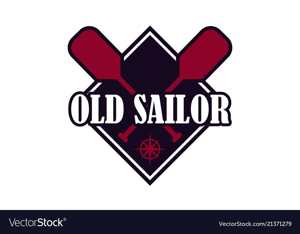 Nautical seafarer marine sea sailor icons
