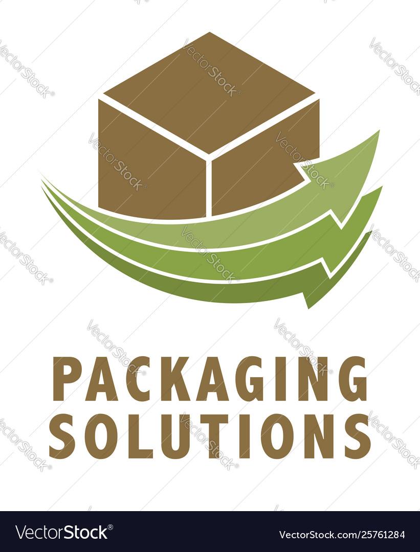 Packaging logo