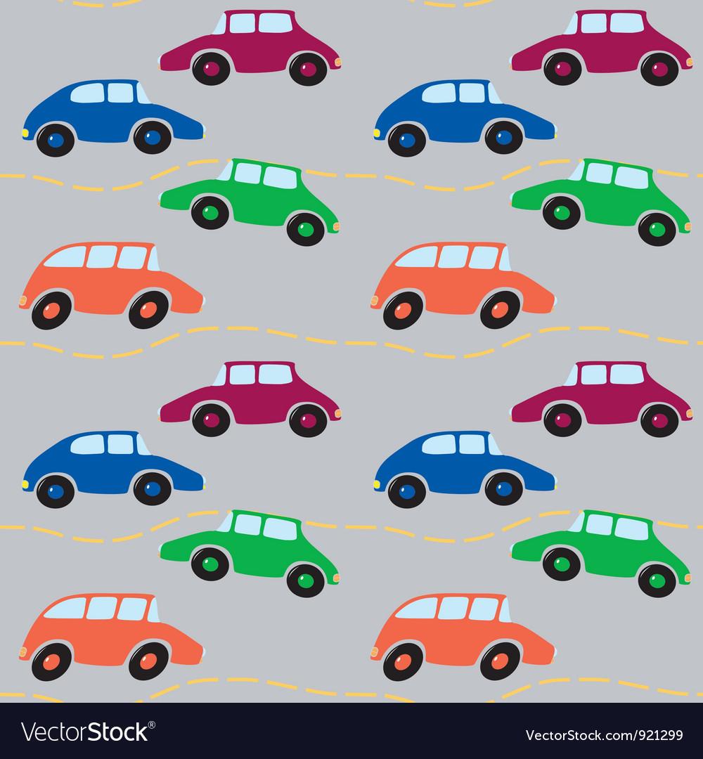 Cars Seamless