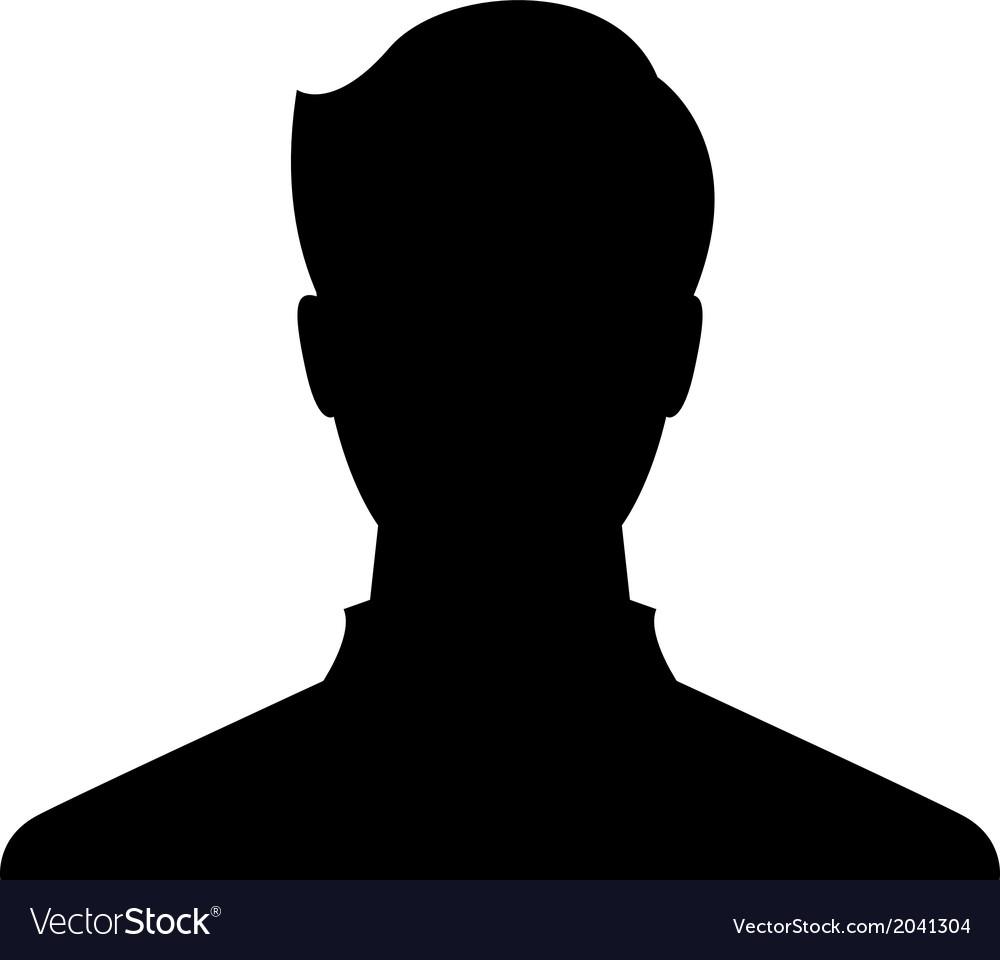 Male profile picture