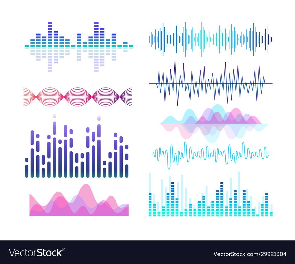 Sound effects color set