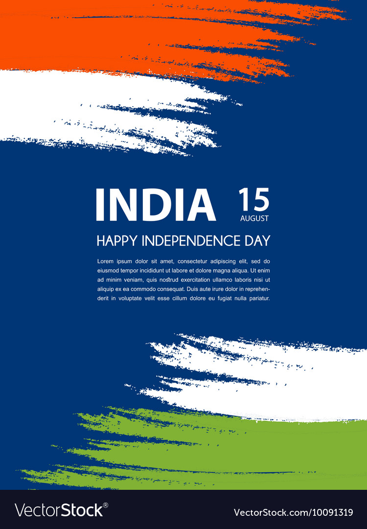 Indian Independence Day 15th of august