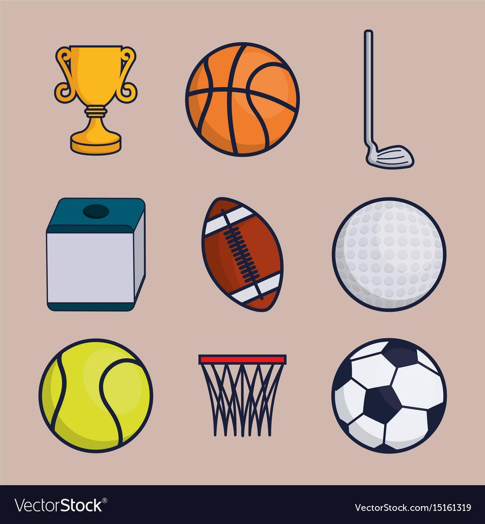 Sports equipment design