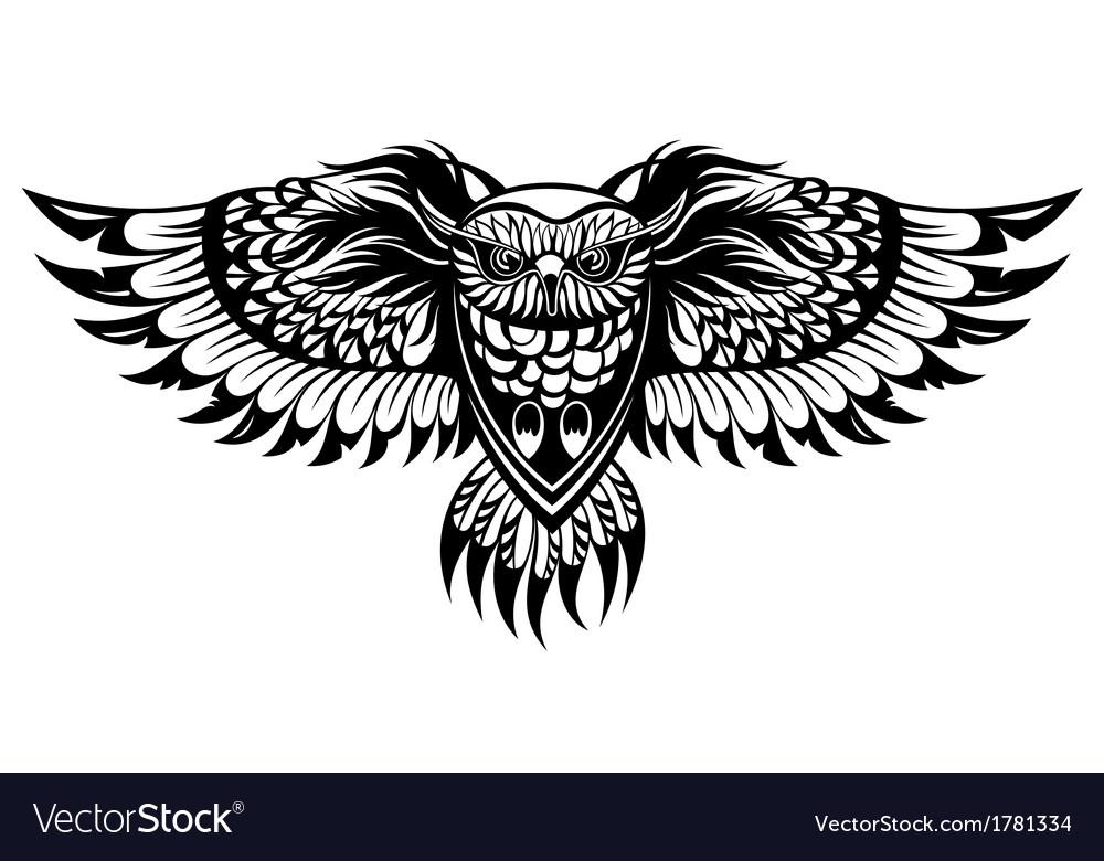 owl vector image Owl Royalty Free Vector Image - VectorStock