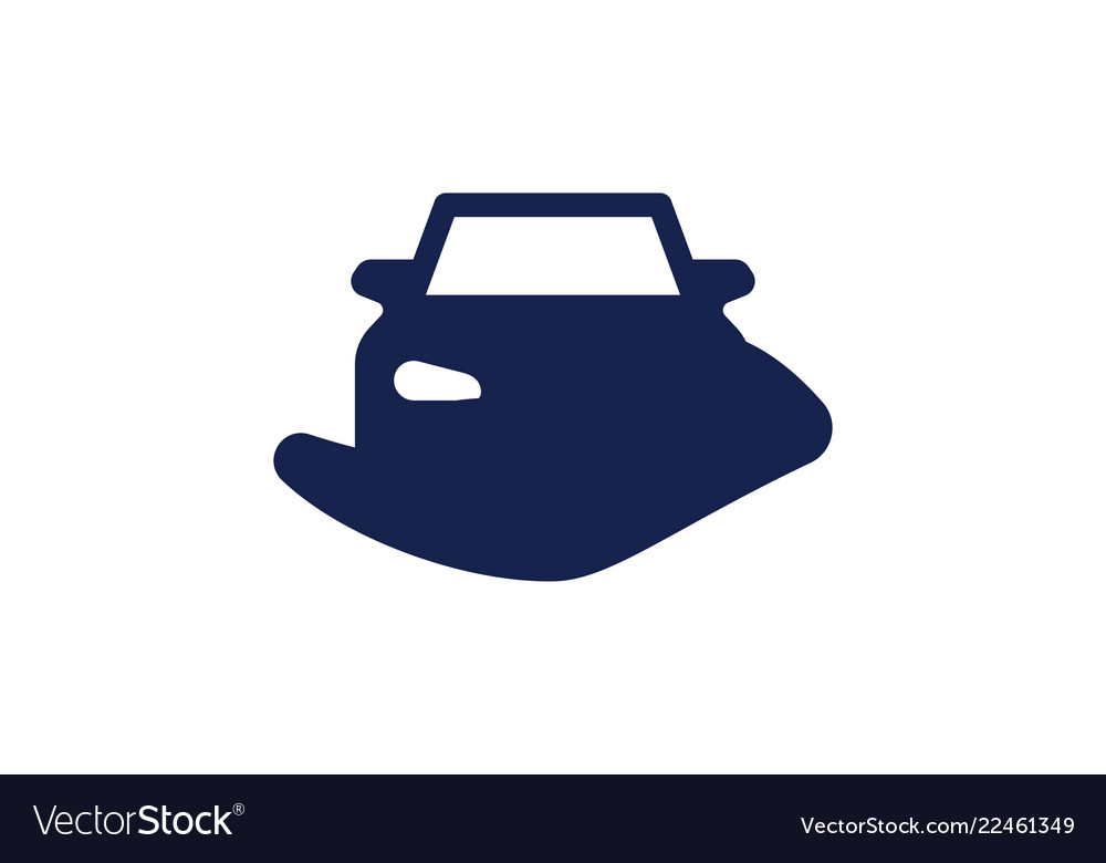Car care logo inspiration isolated on white