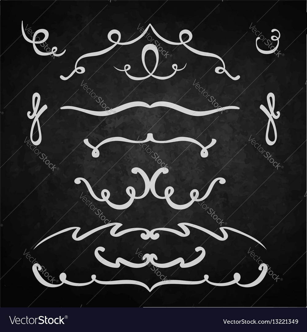 Element set of lines