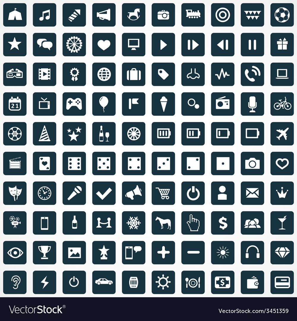 100 entertainment icons