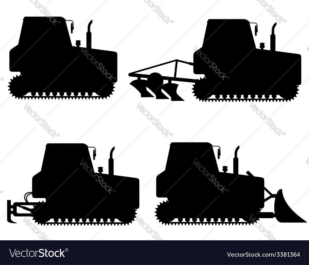 Caterpillar tractor 06