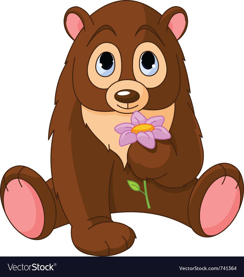 Cute bear