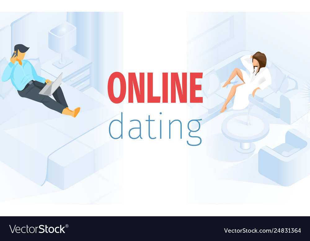 Man sitting on bed home use computer