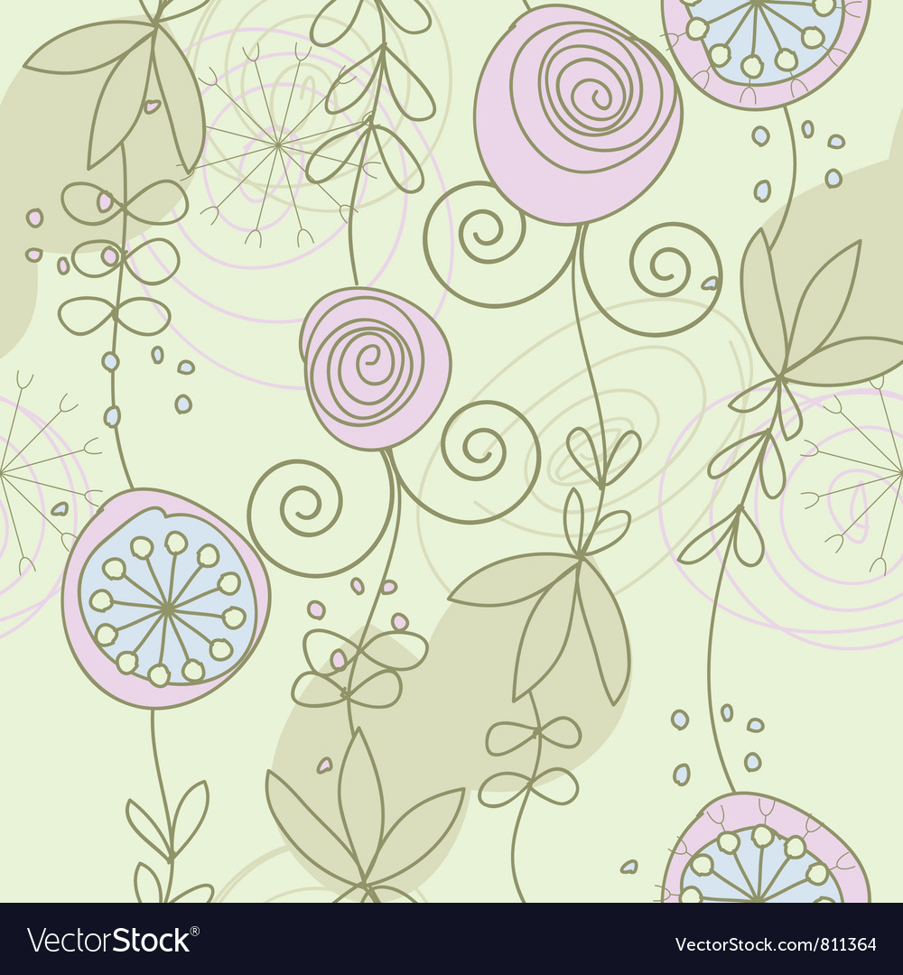 Pactel color pattern vector image