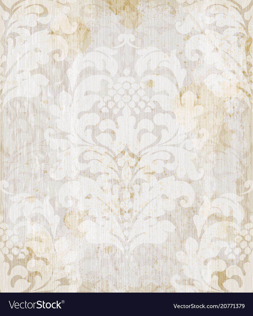 Imperial baroque ornament wallpaper background