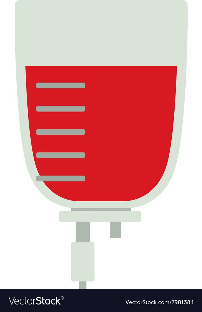 Blood transfusion flat