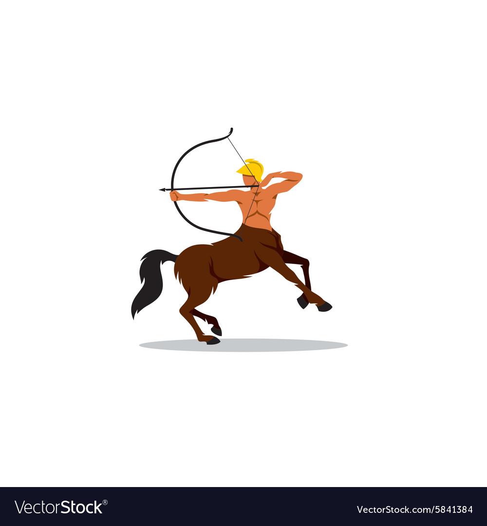 Centaur archer sign