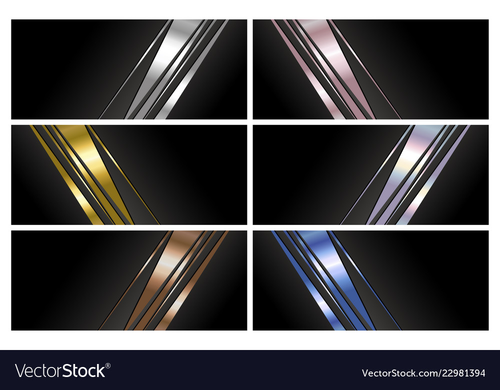 Abstract luxury banner background design