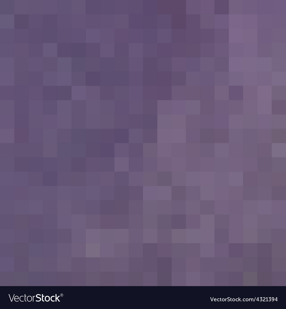 Backdrop made with purple pixels