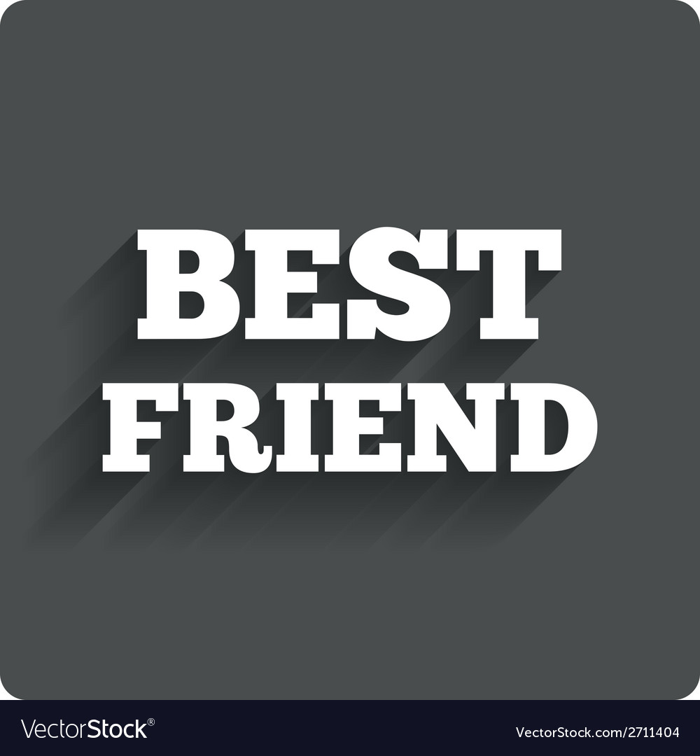 how to sign best friend