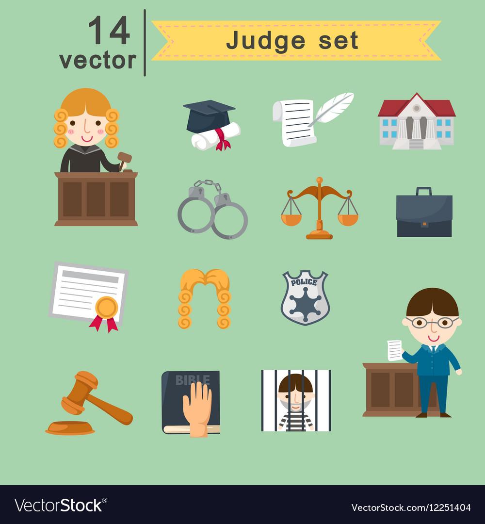 Judge set