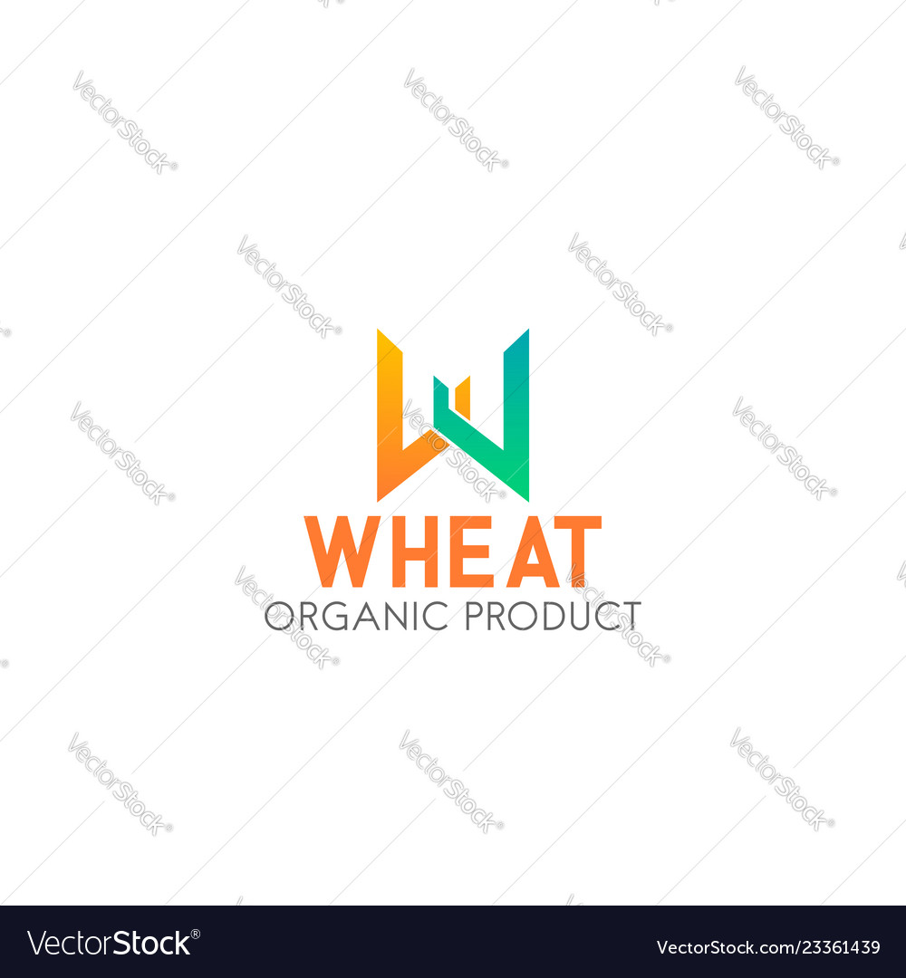 Emblem for wheat production