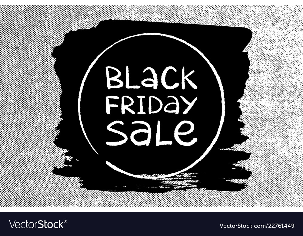 Black friday sale on jeans background