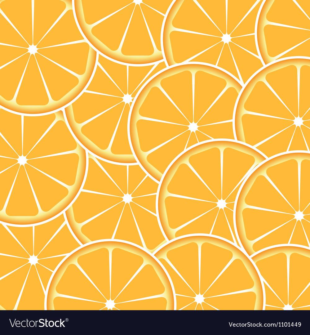 Orange fruit abstract background