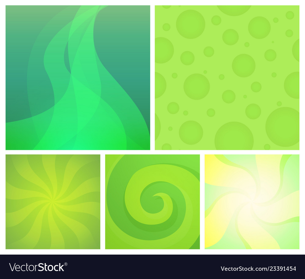 Set of abstract backgrounds - element