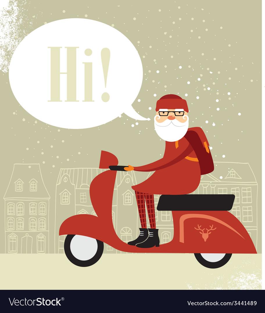Mr Santa