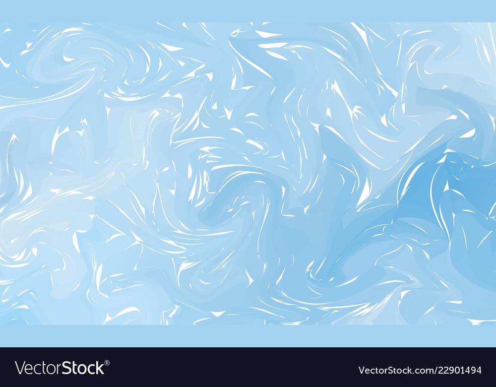 Marbling light blue marble texture paint splash
