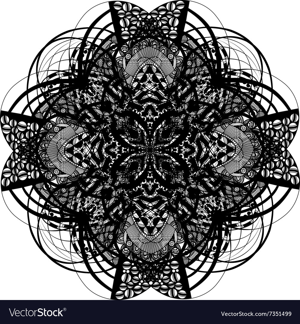 Celtic and irish knot ornamental cross