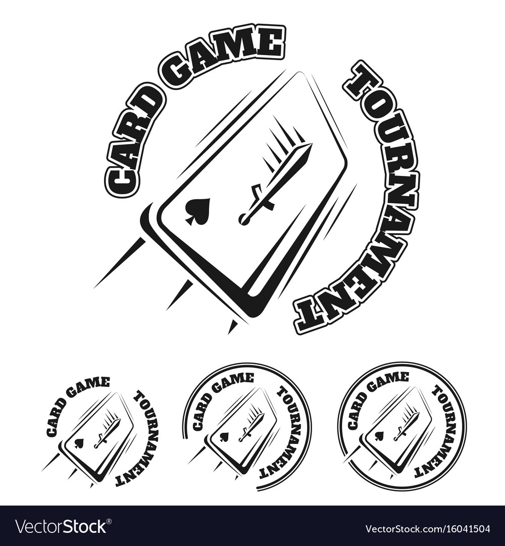 Emblem of the card game