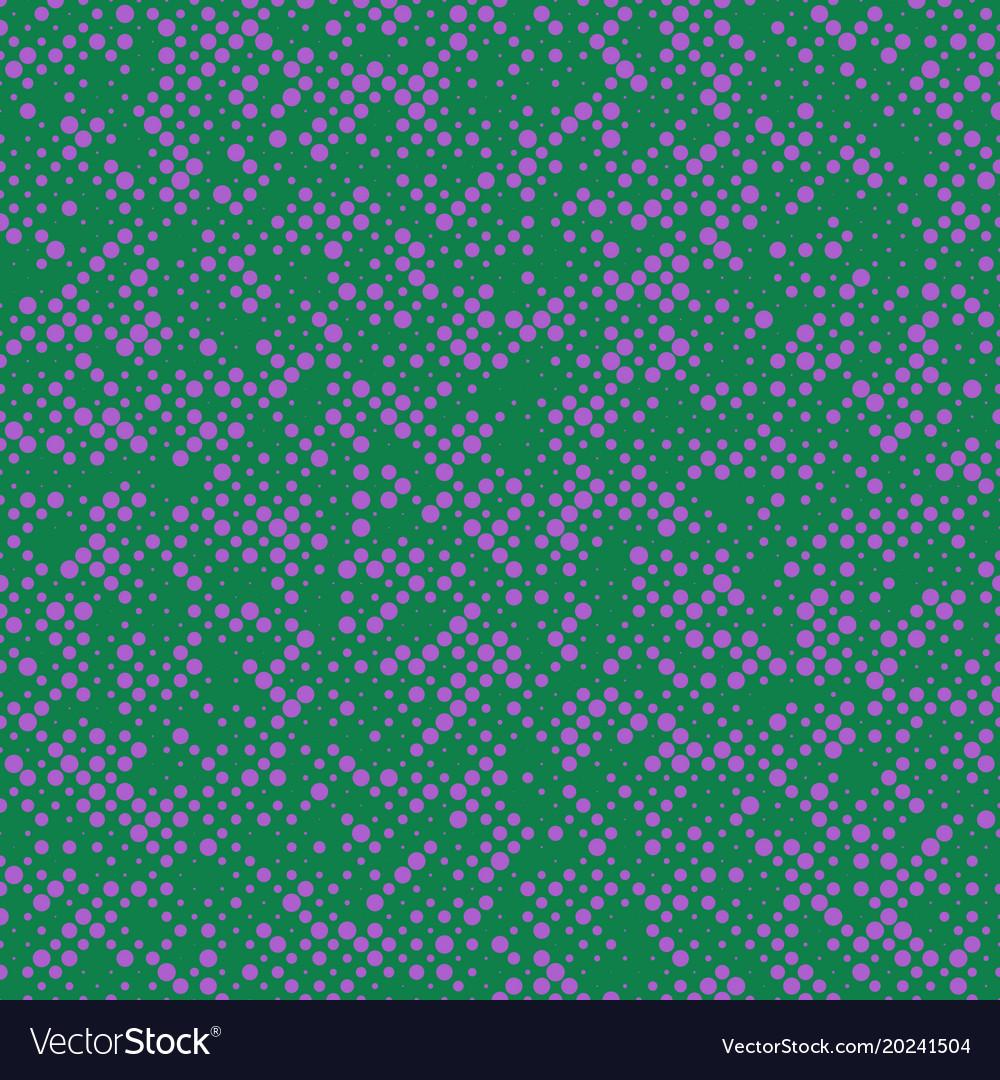 Halftone dot background pattern design