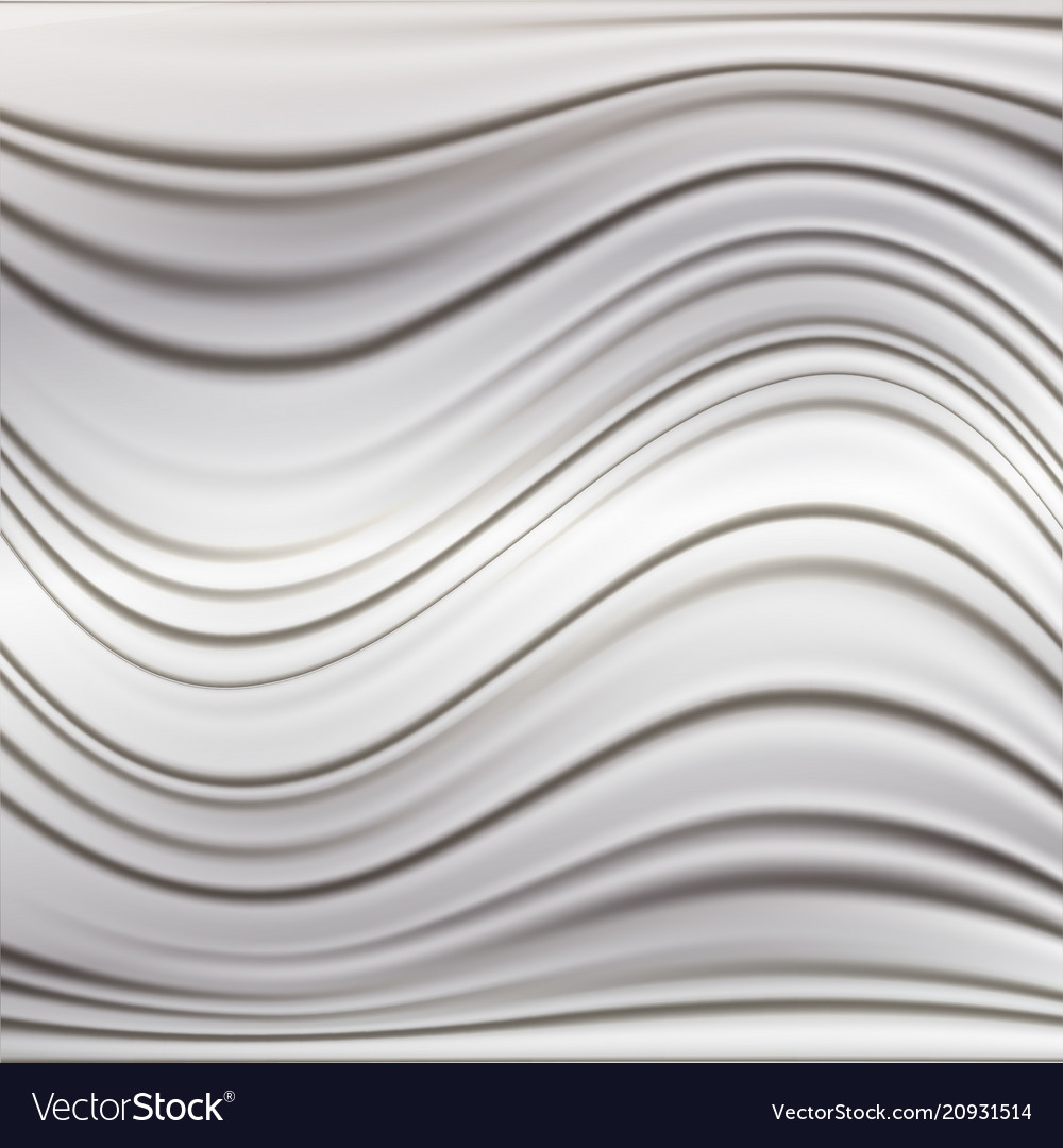 Abstract background with flowing lines and waves