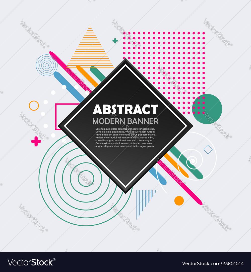 Abstract geometric pattern2