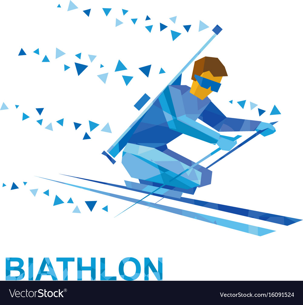 Biathlon for athletes with a disability